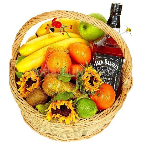 поздравления к подарку ваза с фруктами магазина новогодним праздникам